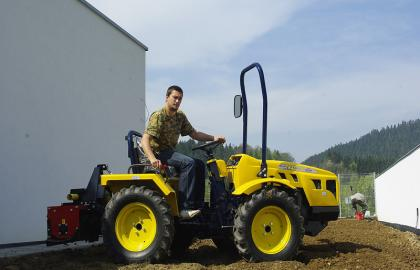 Tractor agricol Ecotrac 21